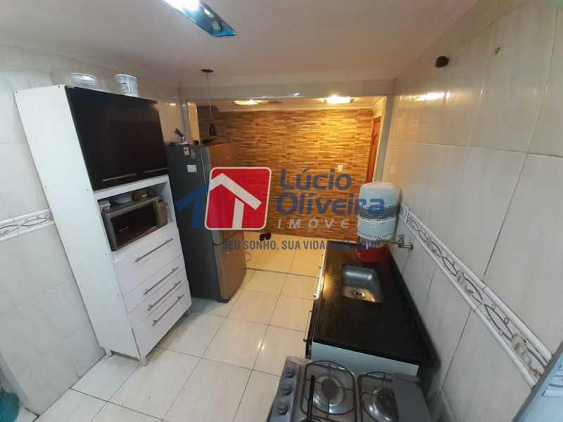 14 - Cozinha - Apartamento À Venda - Vista Alegre - Rio de Janeiro - RJ - VPAP21166 - 14