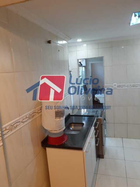 15 - Cozinha - Apartamento à venda Rua Soldado Teodoro Ribeiro,Vista Alegre, Rio de Janeiro - R$ 335.000 - VPAP21166 - 15