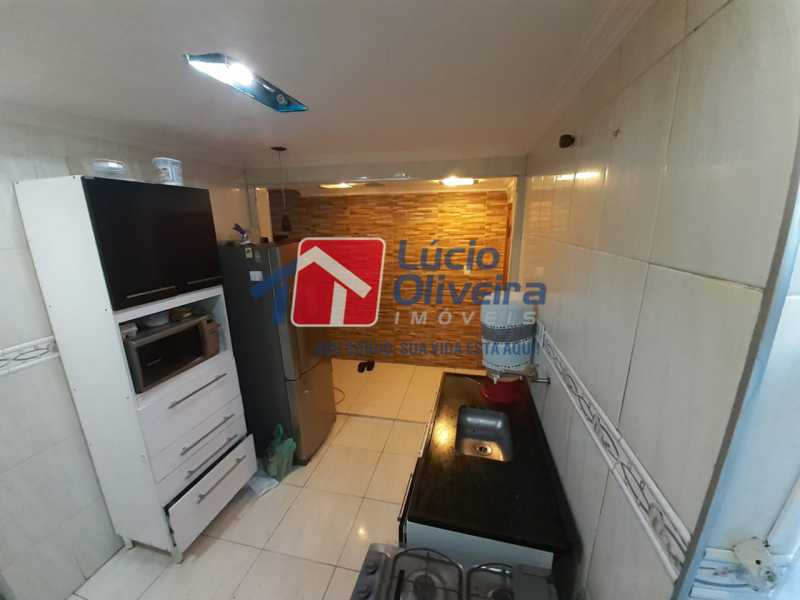 16 - Cozinha - Apartamento À Venda - Vista Alegre - Rio de Janeiro - RJ - VPAP21166 - 16