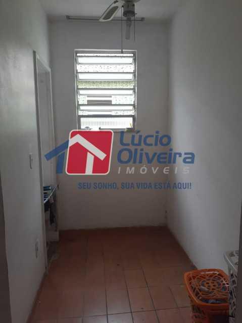 18 - Dependência Empregada - Apartamento à venda Rua Soldado Teodoro Ribeiro,Vista Alegre, Rio de Janeiro - R$ 335.000 - VPAP21166 - 18