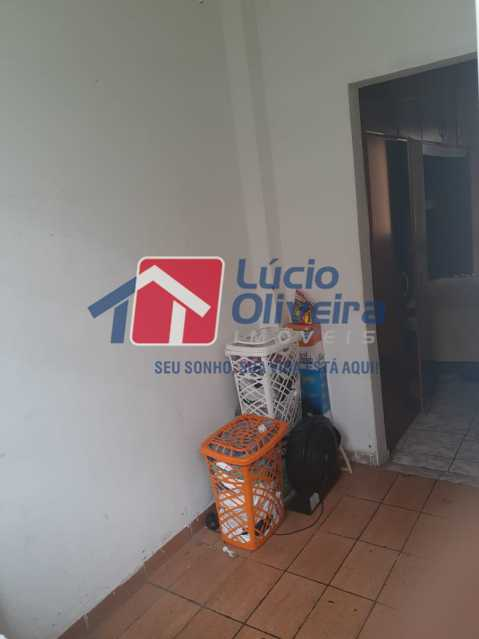 19- Dependência Empregada - Apartamento à venda Rua Soldado Teodoro Ribeiro,Vista Alegre, Rio de Janeiro - R$ 335.000 - VPAP21166 - 19