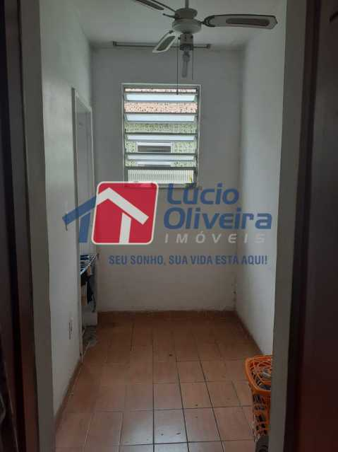 20 - Dependência Empregada - Apartamento À Venda - Vista Alegre - Rio de Janeiro - RJ - VPAP21166 - 20