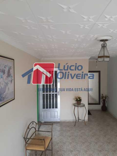 23 - Hall - Apartamento À Venda - Vista Alegre - Rio de Janeiro - RJ - VPAP21166 - 23
