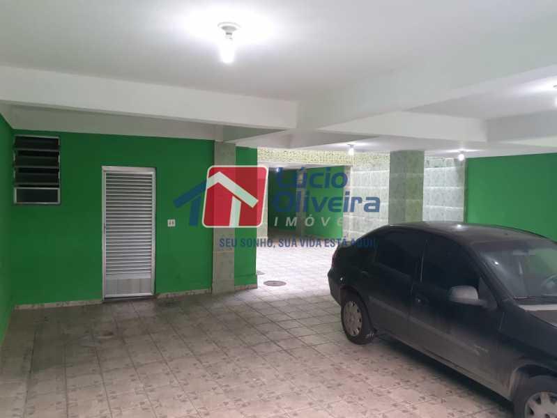 24 - Vaga - Apartamento à venda Rua Soldado Teodoro Ribeiro,Vista Alegre, Rio de Janeiro - R$ 335.000 - VPAP21166 - 24