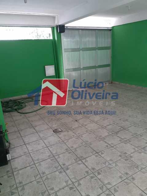 25  - Vaga - Apartamento à venda Rua Soldado Teodoro Ribeiro,Vista Alegre, Rio de Janeiro - R$ 335.000 - VPAP21166 - 25