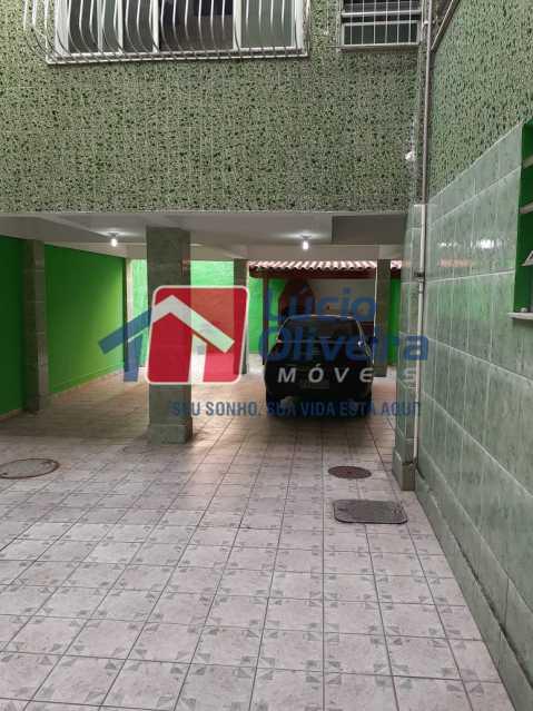 26 - Vaga - Apartamento À Venda - Vista Alegre - Rio de Janeiro - RJ - VPAP21166 - 26