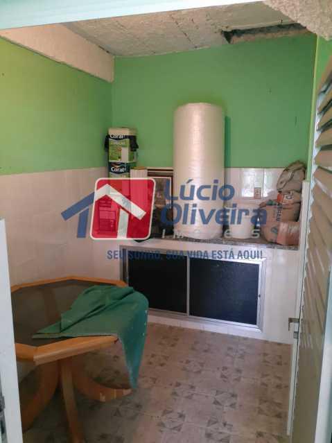 29 - Dispensa do Condomínio - Apartamento À Venda - Vista Alegre - Rio de Janeiro - RJ - VPAP21166 - 29