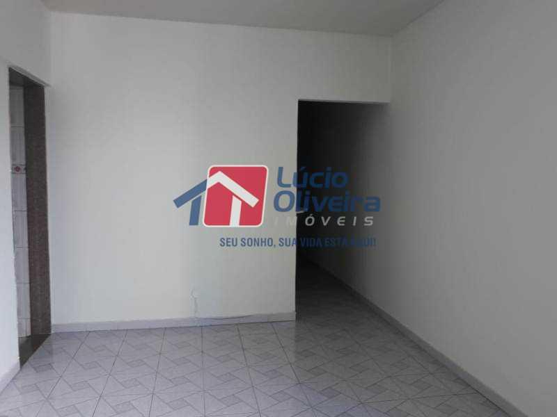 1-Sala 2 ambiente - Apartamento Avenida Vicente de Carvalho,Penha Circular, Rio de Janeiro, RJ À Venda, 2 Quartos, 68m² - VPAP21167 - 1