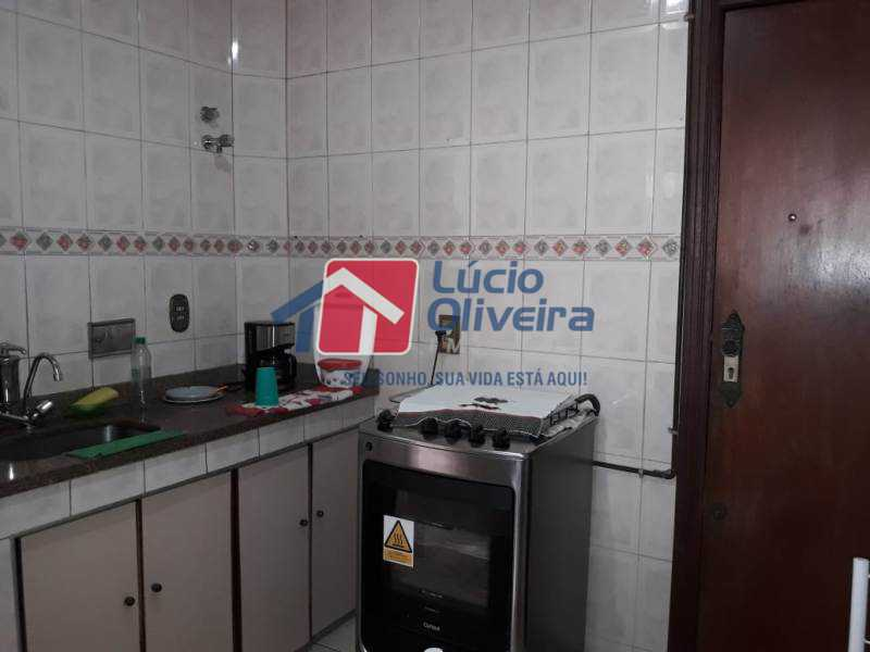 10-Cozinha - Apartamento Avenida Vicente de Carvalho,Penha Circular, Rio de Janeiro, RJ À Venda, 2 Quartos, 68m² - VPAP21167 - 11