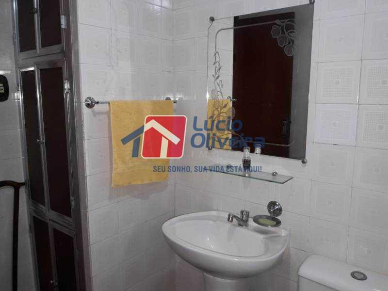 11-Banheiro social.. - Apartamento Avenida Vicente de Carvalho,Penha Circular, Rio de Janeiro, RJ À Venda, 2 Quartos, 68m² - VPAP21167 - 12