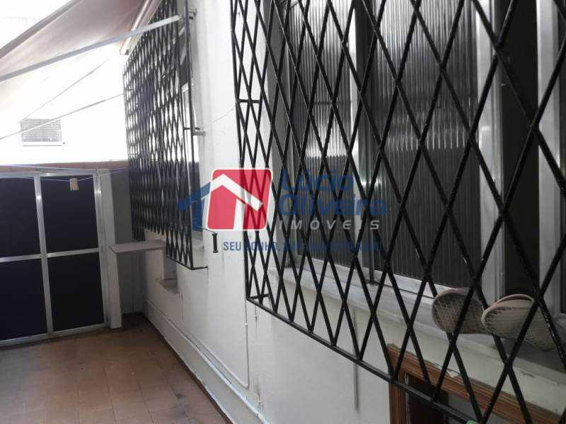 13-Area externa apartamento - Apartamento Avenida Vicente de Carvalho,Penha Circular, Rio de Janeiro, RJ À Venda, 2 Quartos, 68m² - VPAP21167 - 14