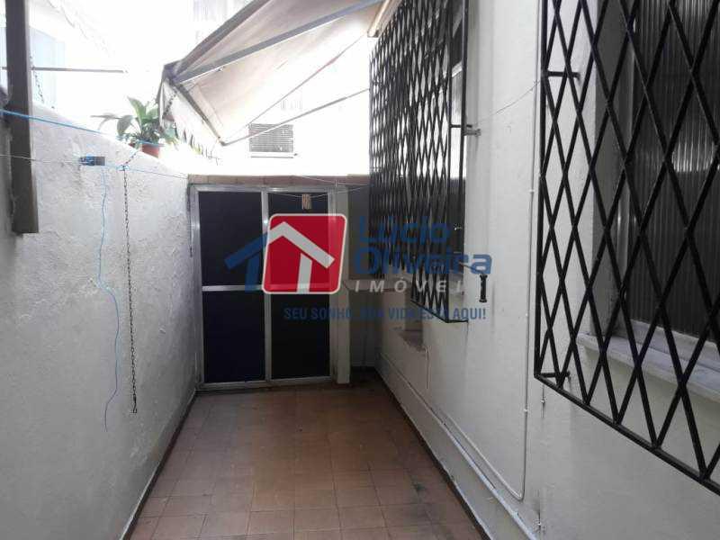 14-Area externa.. - Apartamento Avenida Vicente de Carvalho,Penha Circular, Rio de Janeiro, RJ À Venda, 2 Quartos, 68m² - VPAP21167 - 15