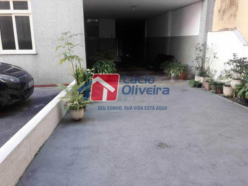 15-Area externa - Apartamento Avenida Vicente de Carvalho,Penha Circular, Rio de Janeiro, RJ À Venda, 2 Quartos, 68m² - VPAP21167 - 16