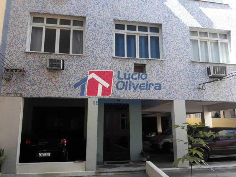 21-Predio externo - Apartamento Avenida Vicente de Carvalho,Penha Circular, Rio de Janeiro, RJ À Venda, 2 Quartos, 68m² - VPAP21167 - 22