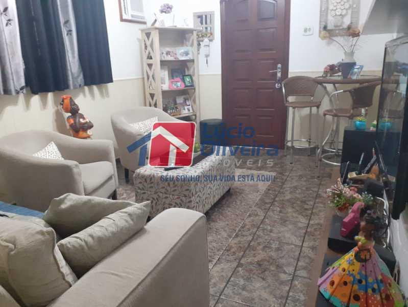 3 sala. - Casa à venda Rua Síria,Vila da Penha, Rio de Janeiro - R$ 450.000 - VPCA20226 - 4
