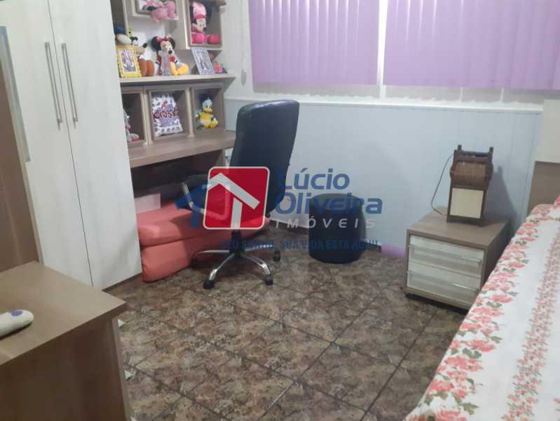 6 quarto solteiro. - Casa à venda Rua Síria,Vila da Penha, Rio de Janeiro - R$ 450.000 - VPCA20226 - 7