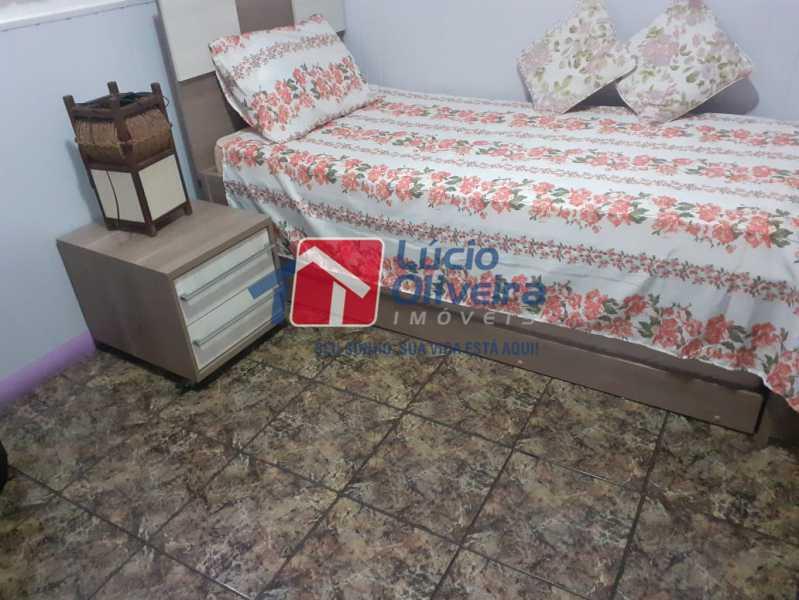 7 quarto solteiro. - Casa à venda Rua Síria,Vila da Penha, Rio de Janeiro - R$ 450.000 - VPCA20226 - 8