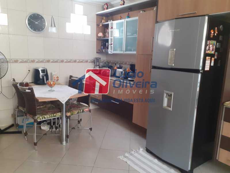 8 cozinha. - Casa à venda Rua Síria,Vila da Penha, Rio de Janeiro - R$ 450.000 - VPCA20226 - 9