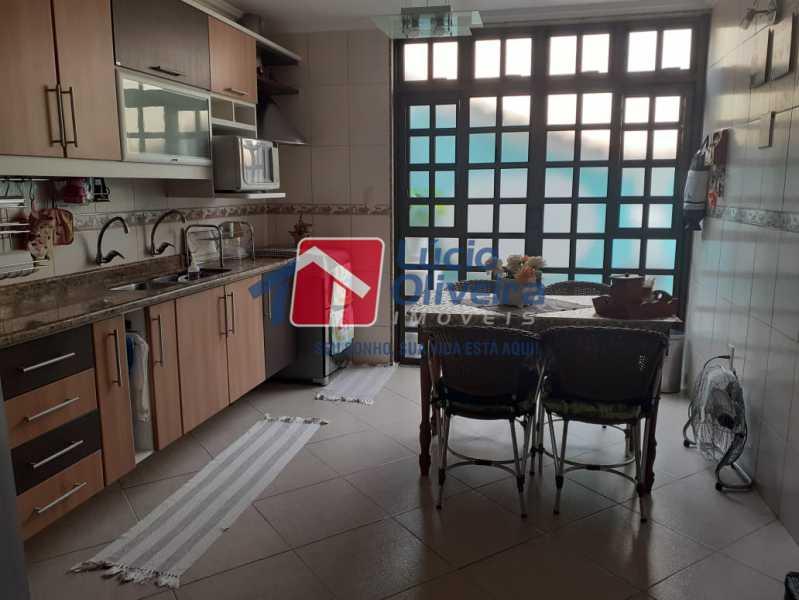 9 cozinha. - Casa à venda Rua Síria,Vila da Penha, Rio de Janeiro - R$ 450.000 - VPCA20226 - 10