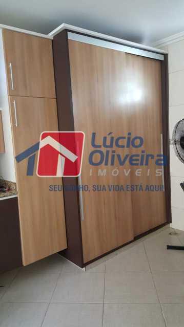 11 area. - Casa à venda Rua Síria,Vila da Penha, Rio de Janeiro - R$ 450.000 - VPCA20226 - 12