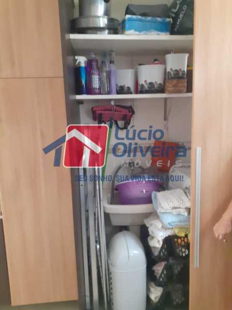 13 area. - Casa à venda Rua Síria,Vila da Penha, Rio de Janeiro - R$ 450.000 - VPCA20226 - 14