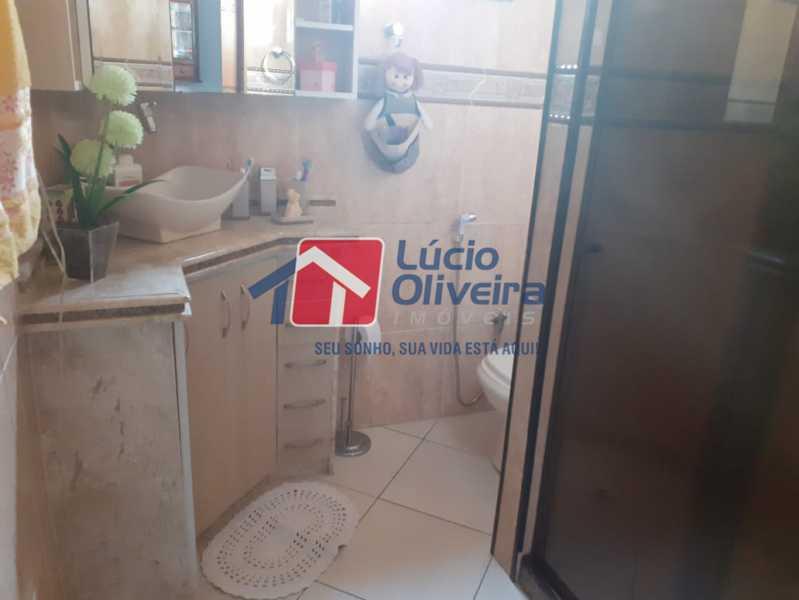 15 banheiro. - Casa à venda Rua Síria,Vila da Penha, Rio de Janeiro - R$ 450.000 - VPCA20226 - 16
