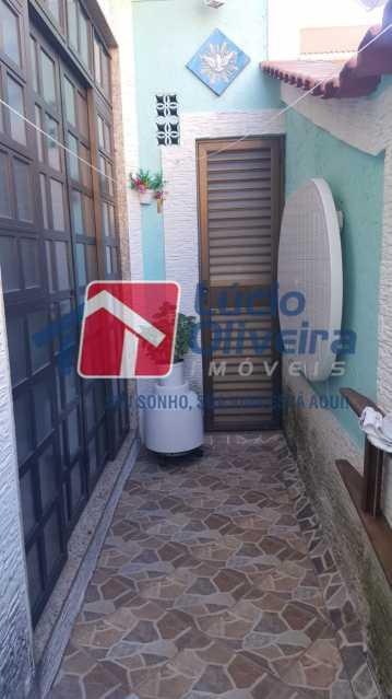 17 corredor. - Casa à venda Rua Síria,Vila da Penha, Rio de Janeiro - R$ 450.000 - VPCA20226 - 18