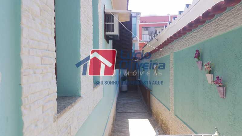 18 corredor. - Casa à venda Rua Síria,Vila da Penha, Rio de Janeiro - R$ 450.000 - VPCA20226 - 19