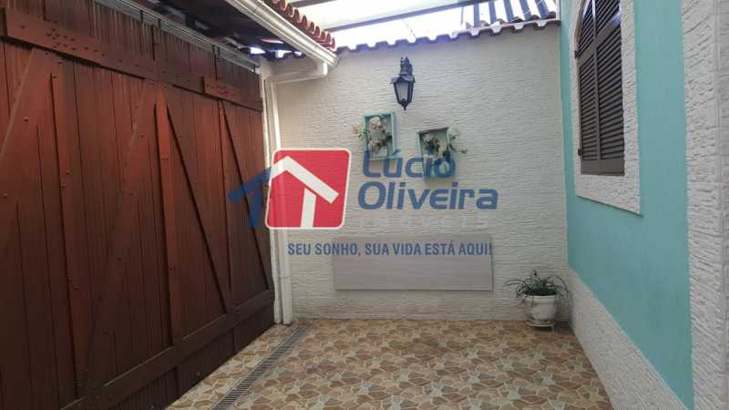 19 garagem. - Casa à venda Rua Síria,Vila da Penha, Rio de Janeiro - R$ 450.000 - VPCA20226 - 20