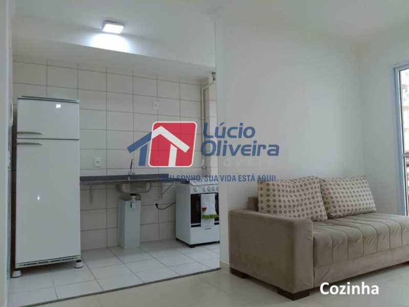 03- Sala. - Apartamento À Venda - Penha - Rio de Janeiro - RJ - VPAP21169 - 4