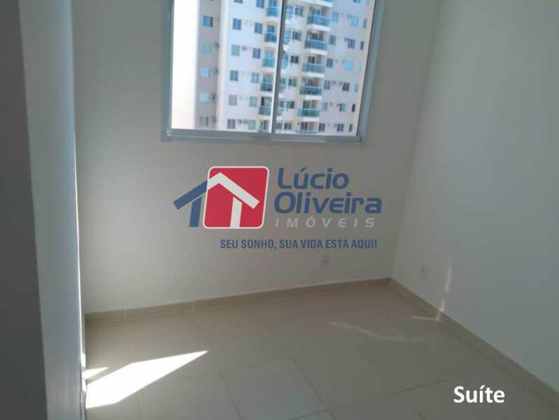08- Quarto S.. - Apartamento À Venda - Penha - Rio de Janeiro - RJ - VPAP21169 - 9