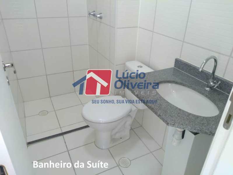 10- Banheiro Suite. - Apartamento À Venda - Penha - Rio de Janeiro - RJ - VPAP21169 - 11