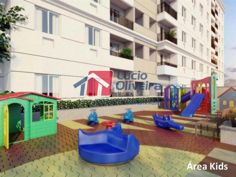 15 - Parquinho. - Apartamento À Venda - Penha - Rio de Janeiro - RJ - VPAP21169 - 16