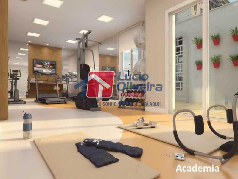 17- Academia. - Apartamento À Venda - Penha - Rio de Janeiro - RJ - VPAP21169 - 18