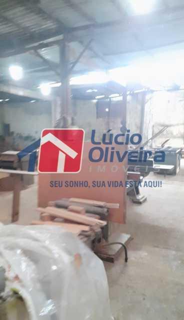 14 area livre. - Galpão À Venda - Vila da Penha - Rio de Janeiro - RJ - VPGA00011 - 15