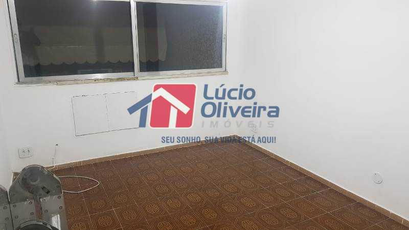 1-Sala ambiente - Apartamento À Venda - Cachambi - Rio de Janeiro - RJ - VPAP21171 - 5
