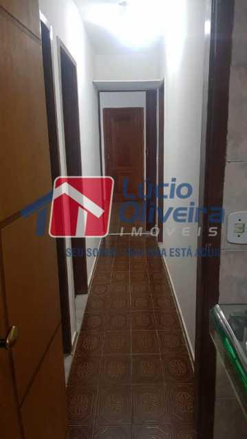10-Circulação.. - Apartamento À Venda - Cachambi - Rio de Janeiro - RJ - VPAP21171 - 3