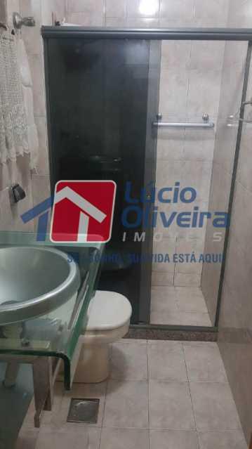 12-Banheiro social....... - Apartamento À Venda - Cachambi - Rio de Janeiro - RJ - VPAP21171 - 14