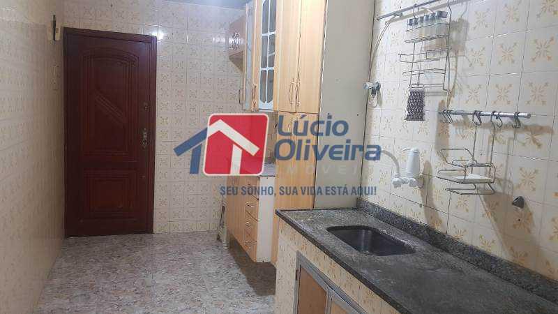 14-Cozinha com armarios - Apartamento À Venda - Cachambi - Rio de Janeiro - RJ - VPAP21171 - 16