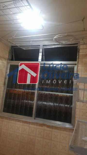 17-Area Serviço - Apartamento À Venda - Cachambi - Rio de Janeiro - RJ - VPAP21171 - 18