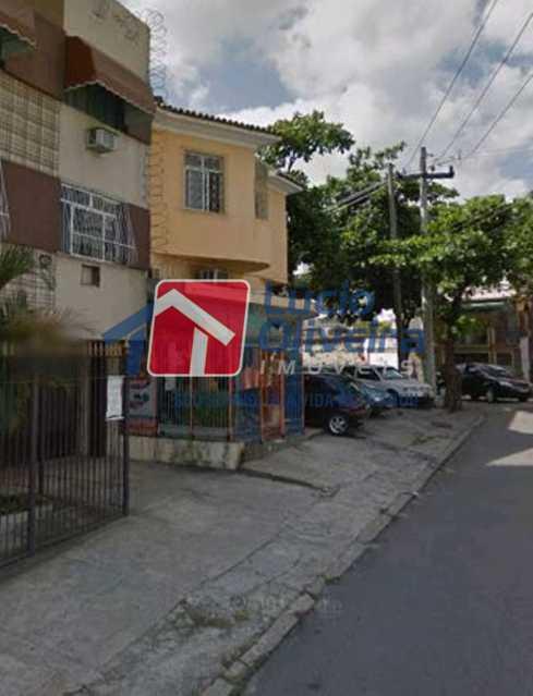 19-Vista externa rua - Apartamento À Venda - Cachambi - Rio de Janeiro - RJ - VPAP21171 - 19