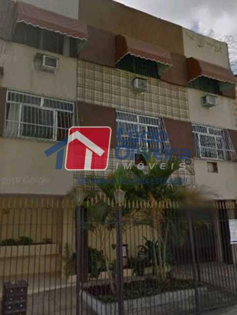 20-Frente Prédio - Apartamento À Venda - Cachambi - Rio de Janeiro - RJ - VPAP21171 - 1