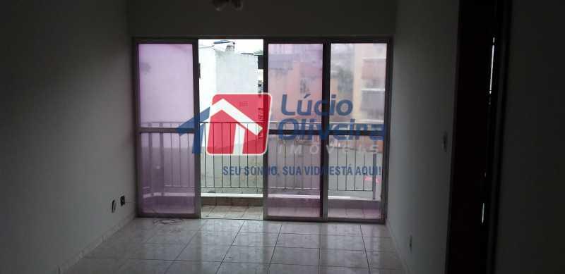 01 - Sala - Apartamento à venda Avenida Vicente de Carvalho,Vila da Penha, Rio de Janeiro - R$ 280.000 - VPAP21172 - 3
