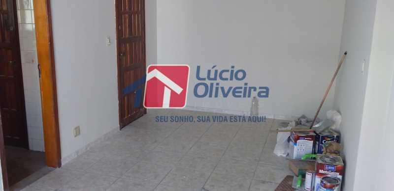 02 - Sala - Apartamento à venda Avenida Vicente de Carvalho,Vila da Penha, Rio de Janeiro - R$ 280.000 - VPAP21172 - 4