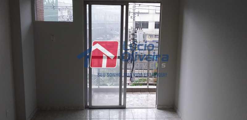 06 - Quarto Casal - Apartamento à venda Avenida Vicente de Carvalho,Vila da Penha, Rio de Janeiro - R$ 280.000 - VPAP21172 - 8