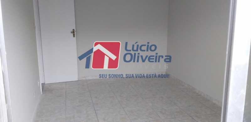 07 - Quarto Solteiro - Apartamento à venda Avenida Vicente de Carvalho,Vila da Penha, Rio de Janeiro - R$ 280.000 - VPAP21172 - 9