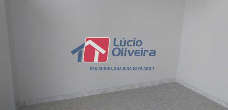 08 - Quarto Solteiro - Apartamento à venda Avenida Vicente de Carvalho,Vila da Penha, Rio de Janeiro - R$ 280.000 - VPAP21172 - 10