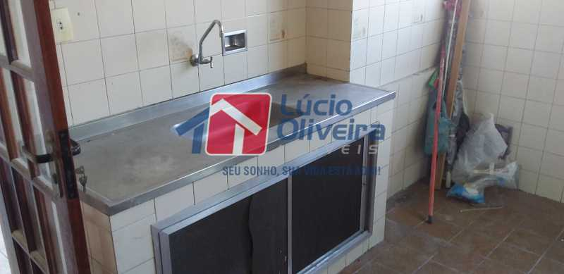 12 - Cozinha - Apartamento à venda Avenida Vicente de Carvalho,Vila da Penha, Rio de Janeiro - R$ 280.000 - VPAP21172 - 14