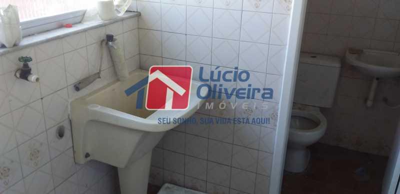 13 -Área - Apartamento à venda Avenida Vicente de Carvalho,Vila da Penha, Rio de Janeiro - R$ 280.000 - VPAP21172 - 15