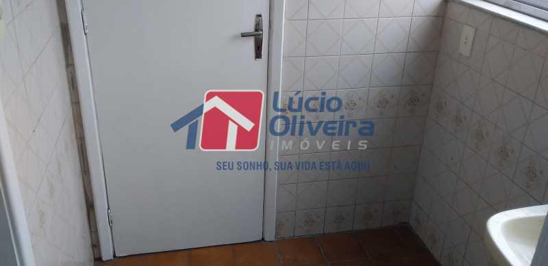 14 -Área - Apartamento à venda Avenida Vicente de Carvalho,Vila da Penha, Rio de Janeiro - R$ 280.000 - VPAP21172 - 16